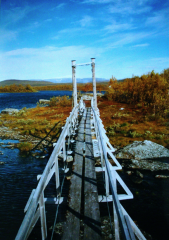 Bridge over Tarnaan River