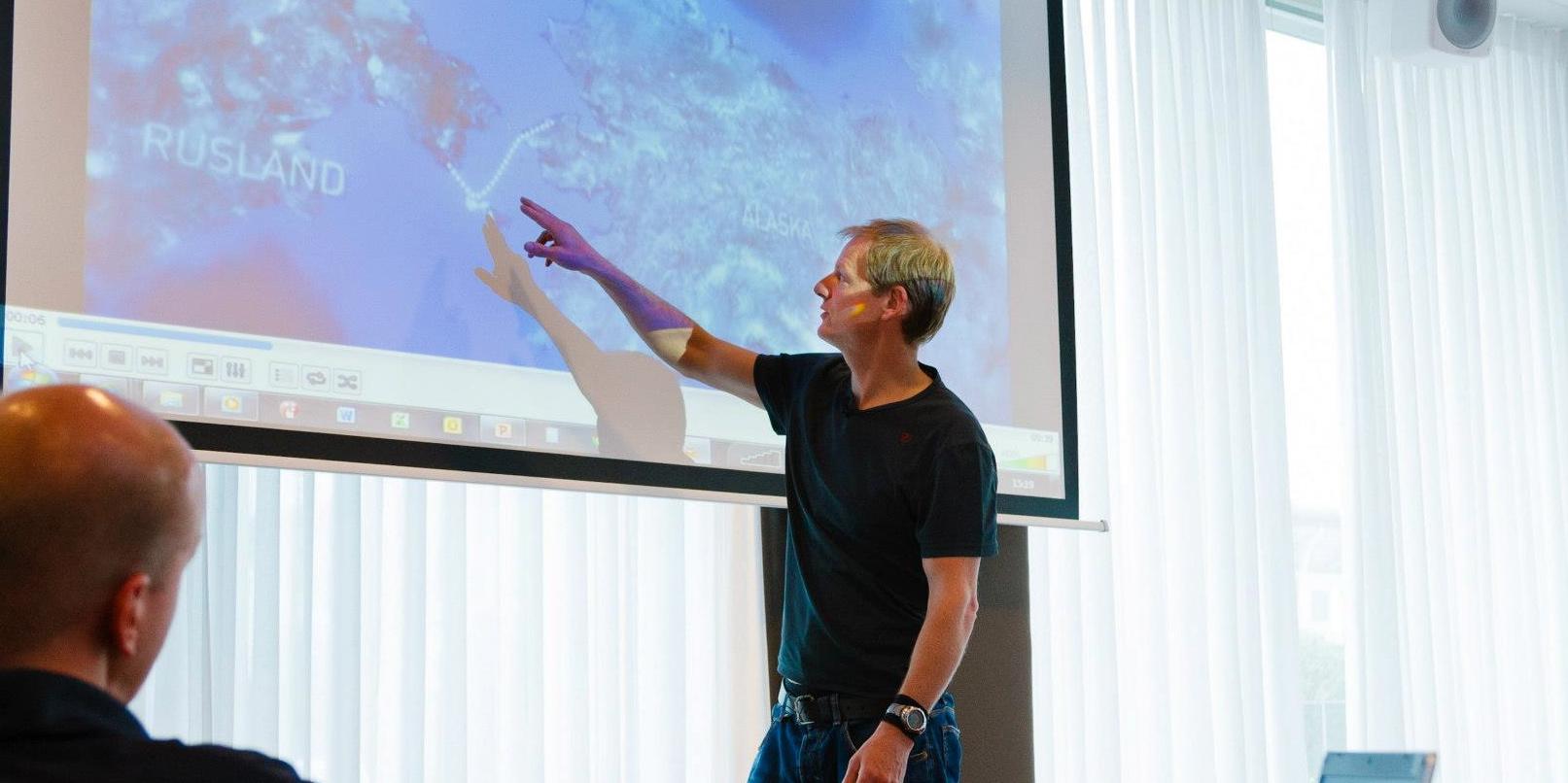 Arctic Venture 2012