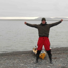 Alaska 2013 part 1: Along the Bering Sea